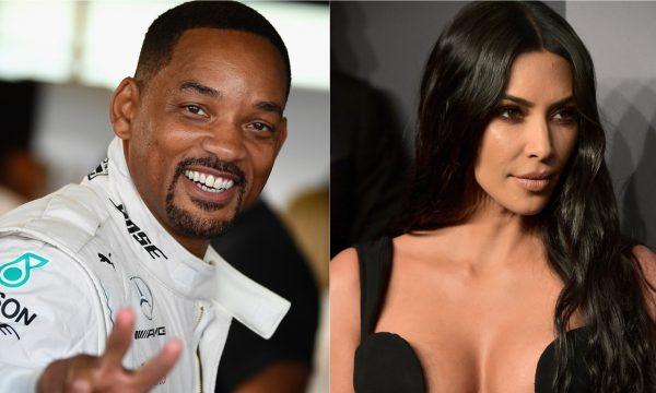 Will Smith faz piada com presente de Dia dos Namorados de Kim Kardashian; veja