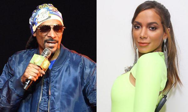"""OMG! Snoop Dogg confirma parceria com Anitta: """"Um monte de 'bunda, bunda'""""; veja vídeo"""