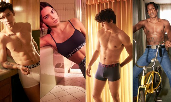 Shawn Mendes, Kendall Jenner, Noah Centineo e ASAP Rocky estão MARAVILHOSOS em nova campanha da Calvin Klein! Confira