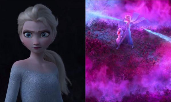 """""""Frozen 2"""" bate recorde histórico e tem o trailer mais assistido em 24 horas das animações!"""
