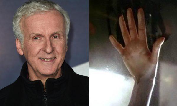 Gente! Após 20 anos, James Cameron mostra que carro de 'Titanic' ainda tem marca da mão de Rose; vem ver!