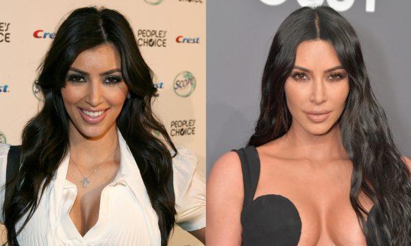 Kim Kardashian se manifesta sobre suposta cirurgia no nariz e dá conselho de beleza controverso para rosto