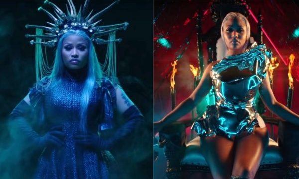 """Diva trevosa! Nicki Minaj é a rainha do apocalipse no clipe do novo single """"Hard White""""; vem assistir"""