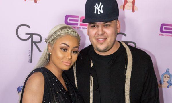 Rob Kardashian esclarece rumores sobre disputa por pensão com Blac Chyna e defende ex: 'Temos uma relação maravilhosa'