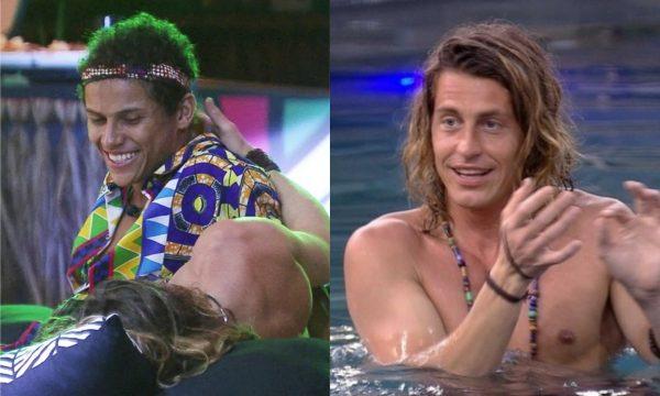 BBB 19: Danrley pergunta se Tarzan curte 'fio-terra' após italiano revelar decepção ao perder virgindade com brasileira