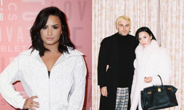 Após 4 meses, Demi Lovato e Henri Levy terminam o namoro, diz site; saiba detalhes