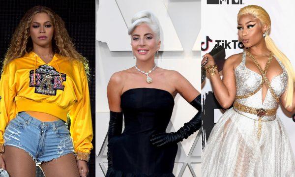 Dia Internacional da Mulher: Lady Gaga, Beyoncé e Nicki Minaj lideram lista das mulheres mais influentes do Twitter; confira