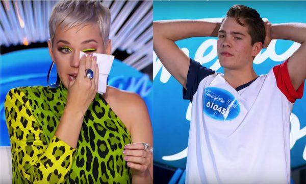 American Idol: Em estreia de nova temporada, Katy Perry desmascara jovem que tentou seduzi-la e vai às lágrimas com declaração de participante; assista: