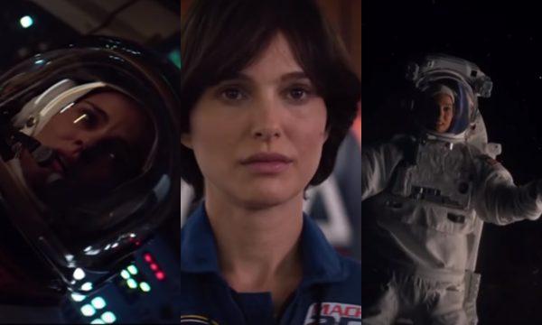 Natalie Portman sofre com problemas psicológicos após retorno de missão espacial na primeira prévia de 'Lucy in the Sky'; vem assistir