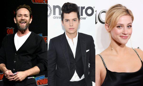"""Após AVC de Luke Perry, astros de """"Riverdale"""" mandam mensagens carinhosas para o ator"""
