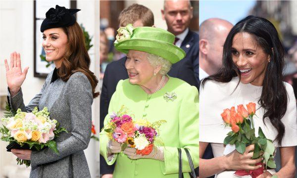 Kate Middleton e Meghan Markle tomam cuidado especial com 'detalhe' dos looks em suas respectivas estreias solo com a Rainha; entenda o porquê