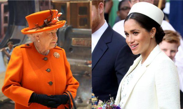 Ex-funcionário da Rainha Elizabeth diz que chá de bebê de Meghan Markle foi caro e alfineta hábitos da duquesa