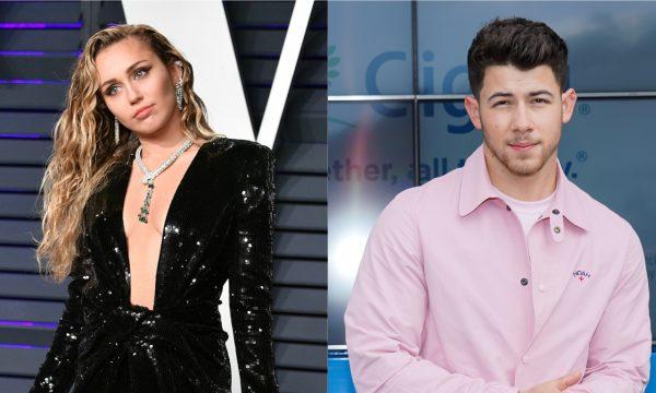 Miley Cyrus conversa por DM com Nick Jonas, seu ex, e internet surta com a interação entre os dois; veja!