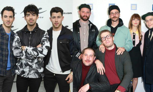 "Portugal. The Man insinua que ""Sucker"", nova música dos Jonas Brothers, é plágio de seu hit ""Feel It Still""; compare"