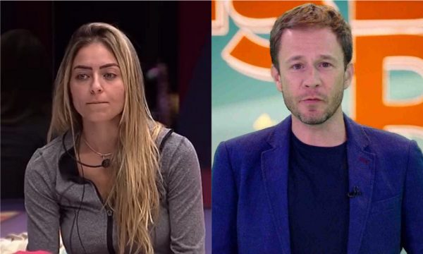 BBB 19: Paula desabafa após discurso de Tiago Leifert: 'Tinha torcida sim'
