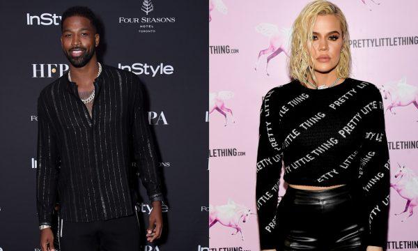 """Tristan Thompson é flagrado com """"garota misteriosa"""" em Nova York, após suposta traição a Khloé Kardashian; veja fotos"""
