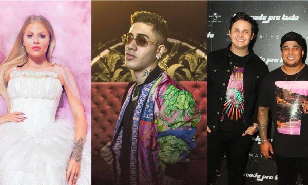 """Single dançante de Luísa Sonza; hit inédito de Kevinho e álbum novo de Matheus e Kauan são destaques nos """"Lançamentos de Sexta"""""""