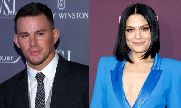 Que casal! Jessie J curte noite romântica com Channing Tatum e amigos em Los Angeles; veja fotos