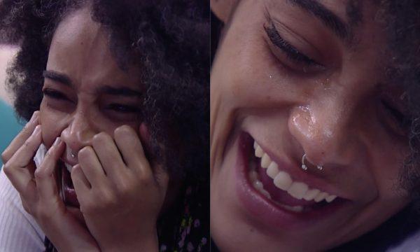 """BBB 19: Gabriela se surpreende e chora com mensagem de apoio da ex-namorada: """"Cheiro!"""""""