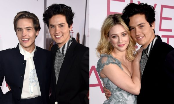 """""""A Cinco Passos de Você"""": Cole Sprouse ganha elogios fofos do irmão Dylan e da namorada Lili Reinhart por seu trabalho no filme; confira!"""