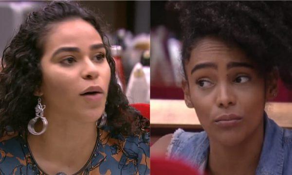 """BBB 19: Gabriela discute com Elana e clima fica tenso: """"Não fala assim comigo""""; veja vídeo"""