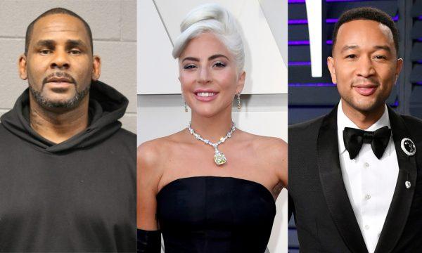 R. Kelly quebra silêncio após acusações de abuso sexual, chora e critica Lady Gaga e John Legend; assista