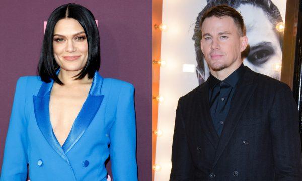 Fofos! Jessie J compartilha mensagem romântica 'curiosa' enviada pelo namorado, Channing Tatum; vem ver!