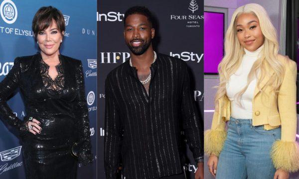 Kris Jenner revela como sua família tem superado o escândalo de traição envolvendo Tristan Thompson e Jordyn Woods