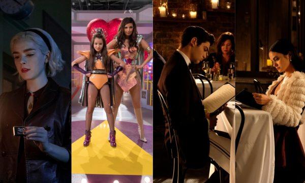 'O Mundo Sombrio de Sabrina', 'Samantha!', romance com Noah Centineo e Camila Mendes e mais; confira a lista de lançamentos da Netflix para abril!