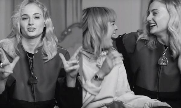 Em entrevista hilária, Sophie Turner e Maisie Williams surpreendem com 'intimidades' das duas e brincam sobre característica anatômica de Joe Jonas: 'Mediano'