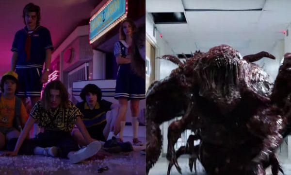 OMG! Netflix libera o primeiro e fantástico trailer da nova temporada de 'Stranger Things'; vem ver!