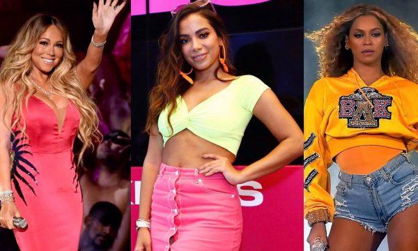 """Anitta explica como Beyoncé, Mariah Carey, Cardi B e outras divas influenciaram o álbum """"Kisses"""": """"Cada mulher tem algo para nos mostrar"""""""