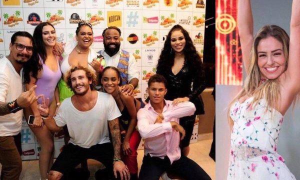 BBB19: Com treta em hotel, brothers da 'Gaiola' deixam festa oficial após chegada de Paula e comemoram em evento separado; veja vídeos