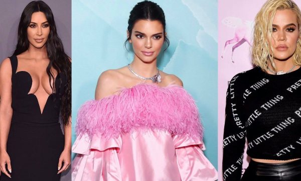 """Kendall Jenner desabafa sobre inseguranças que teve com o corpo ao se comparar às irmãs: """"Não sou parecida com elas"""""""
