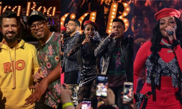 """""""Música Boa Ao Vivo"""" tem apresentações bapho de Iza, Ludmilla, Dilsinho e Felipe Araújo e homenagem linda a MC Sapão; veja!"""