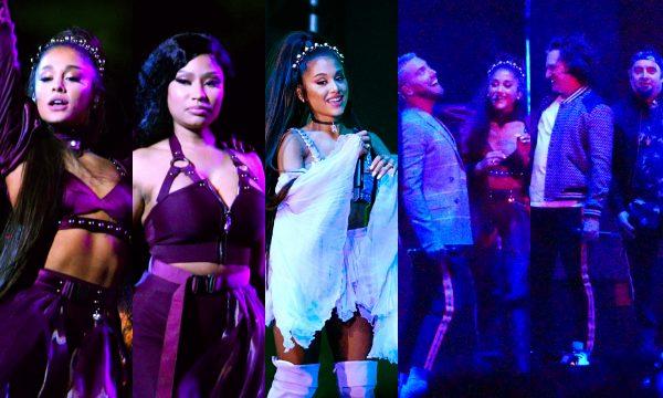 Coachella 2019: Ariana Grande faz showzão com reunião do N'Sync e parcerias com Nicki Minaj; vem assistir!