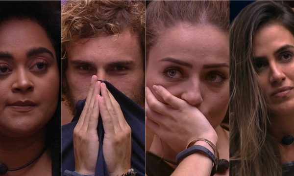 BBB 19: Eliminação de Rízia; vitória de Alan em prova e paredão de Paula e Carol marcam a noite; confira tudo que rolou!