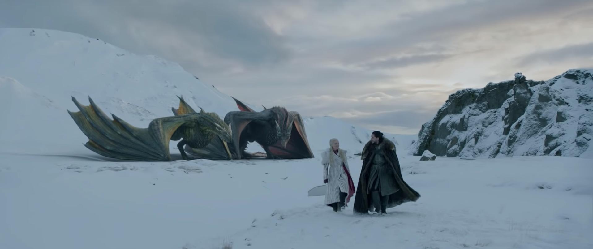 'Game of Thrones': Cena deletada mostra conexão profunda entre Jon Snow e os dragões de Daenerys, e confirma teoria dos fãs; assista!>