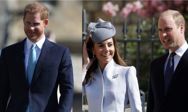 Vídeo: Príncipe Harry se diverte com Príncipe William e Kate Middleton, após rumores de suposta rixa na família; assista