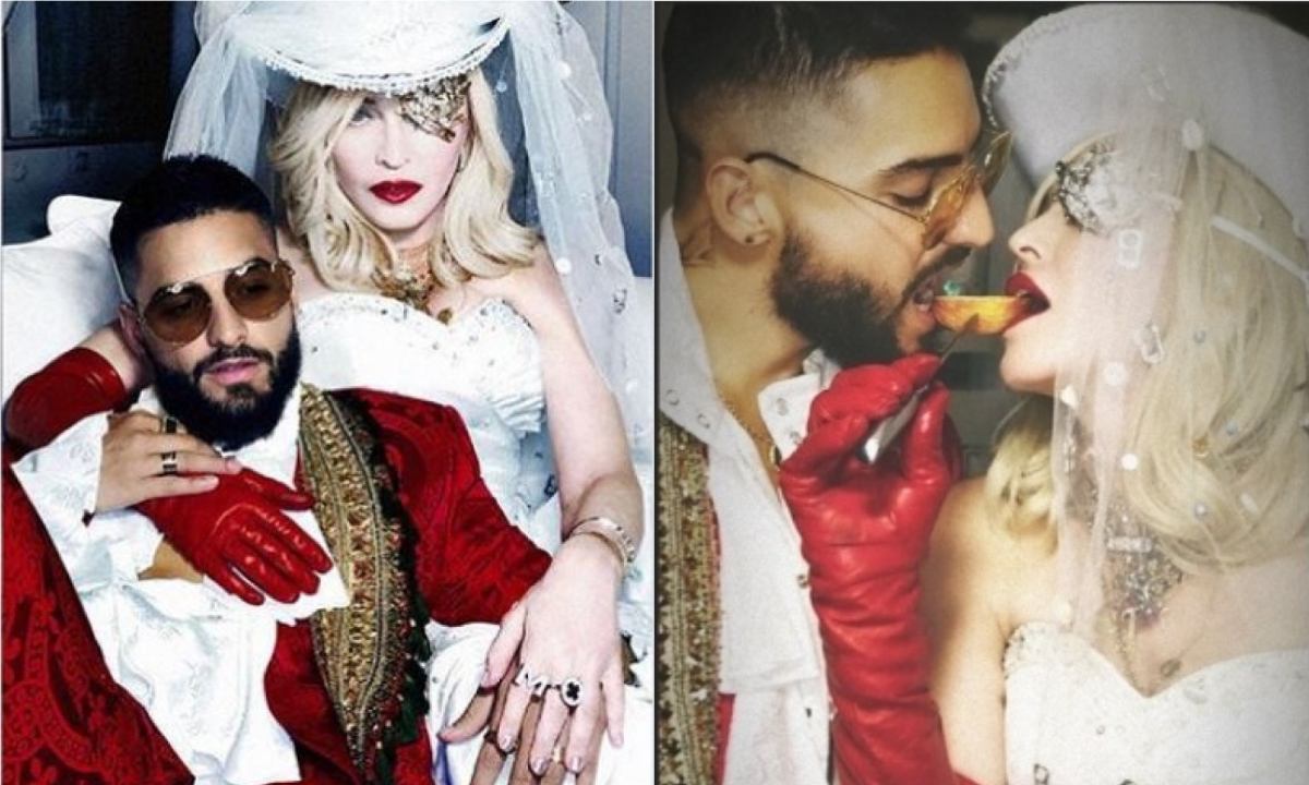 Madonna está de volta! Vem ouvir 'Medellin', parceria da Rainha do Pop com Maluma