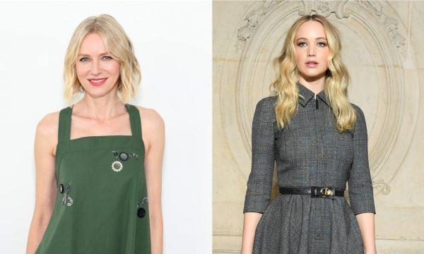"""Naomi Watts brinca que ainda """"está brava"""" por Jennifer Lawrence ter """"roubado"""" seu Oscar; vem ver!"""