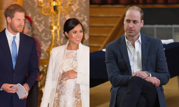 Príncipe Harry ficou magoado com conselho de William sobre relacionamento dele com Meghan, diz revista People; saiba detalhes