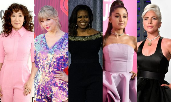 """Sandra Oh, Taylor Swift, Michelle Obama, Ariana Grande e Lady Gaga estão entre os 100 mais influentes da """"Time""""; veja a lista completa!"""