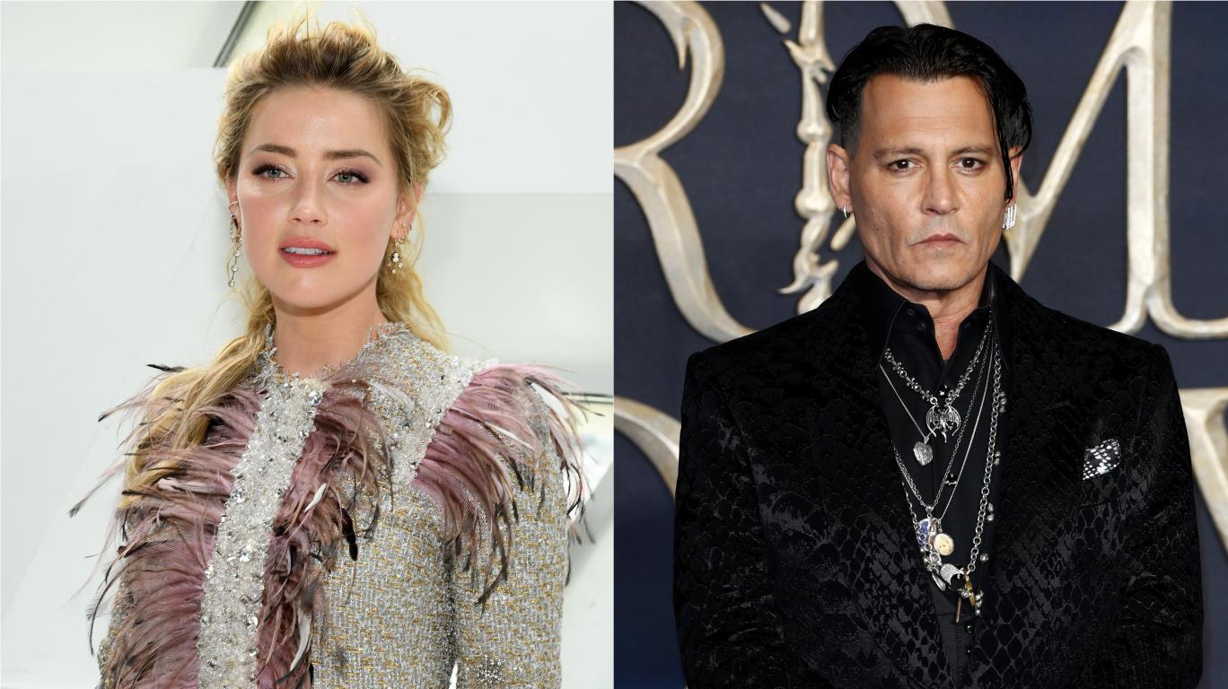 Johnny Depp supostamente tentou fazer a ex-esposa Amber Heard ser demitida de 'Aquaman', diz site>