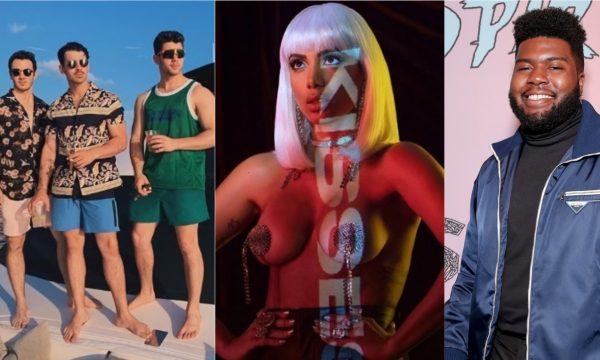 """Novo hinário de Anitta; single poderoso dos Jonas Brothers e álbum inédito de Khalid são destaques nos """"Lançamentos de Sexta"""""""