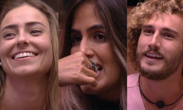 BBB 19: Carol Peixinho é eliminada e conquista terceiro lugar; Paula e Alan dizem por que devem vencer; confira!