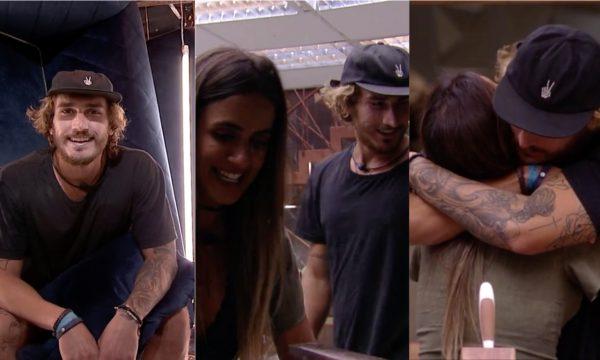 BBB 19: Tiago Leifert questiona Alan sobre preferência entre Gabi e Carol, e ele se abre para baiana: 'Não tinha como'
