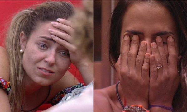 """BBB 19: Sisters caem no choro após expulsão de Hariany, e Paula a defende: """"Não aconteceu nada"""""""