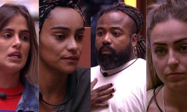 """BBB 19: Em Jogo da Discórdia, Rodrigo é alvo de críticas por """"não se posicionar"""", se defende e brothers têm discussão coletiva; veja vídeos"""