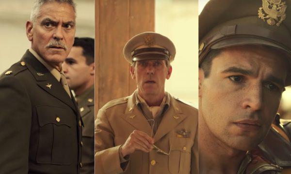 'Catch-22': George Clooney, Hugh Laurie e Christopher Abbott estão em minissérie cheia de ironia sobre a Segunda Guerra Mundial; assista ao trailer!